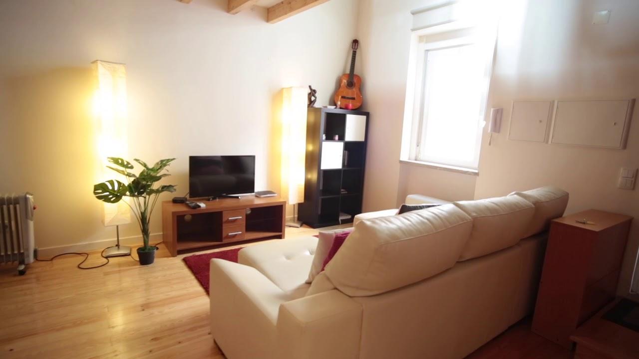 Classy studio apartment for rent in Penha de França