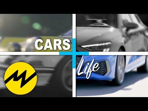 Audi A3, Lexus RX, Volkswagen e-up und mehr | Cars + Life | #004 | Motorvision