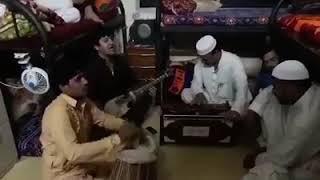 Shahid Ahmad Aw Raja New Program Dubai || Pashto New Song 2018