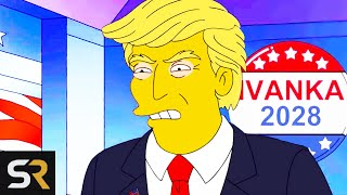 Simpsons Predictions: What Could Still Come True During The Election