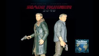 """NECA Blade Runner 2049 7"""" Deckard & Officer K Figures Review"""
