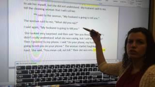 Narrative Essay Example 2