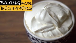 How To Whip Cream  - With Dairy Cream Milky Mist