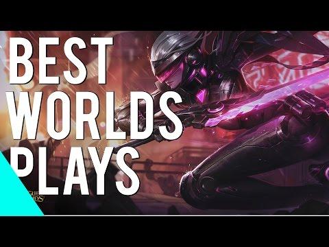 Worlds Best Plays 2015   (League of Legends)