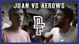 JUAN VS AEROWS | Don