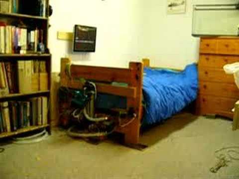 Łóżko - budzik