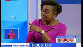 Friday Briefing: Shaffie Waweru and Nick Odhiambo on 'True Story'; 15th Sept 2017