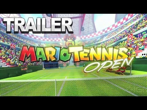 Видео № 1 из игры Mario Tennis Open [3DS]
