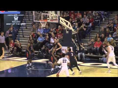 Best of the West: Gonzaga's Sabonis' Nasty Slam | CampusInsiders