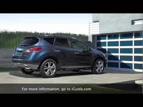 2013 Nissan Murano Preview