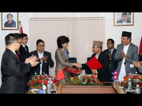Nepal signs MoU on OBOR