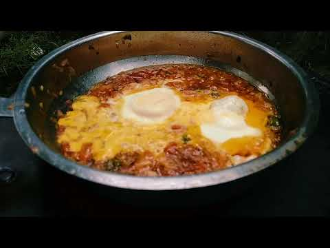 , title : 'Afghani Omelette | Eggs With Potatoes And Tomatoes - Easy Afghani Omelette | Easy Breakfast Recipe