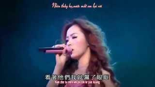 [Vietsub] Nếu như tiếp tục yêu - Trương Lượng Dĩnh - Jane Zhang ( Ai hiểu được lòng em - Lục Xu)