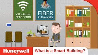 Honeywell Building Solutions on Smart Buildings