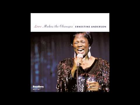 Ernestine Anderson – On The Sunny Side Of The Street