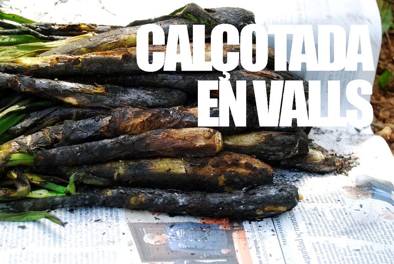Calçotada en Valls