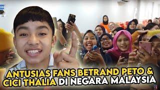 KAKAK KEHABISAN KATA-KATA KETEMU FANS DI MALAYSIA!!