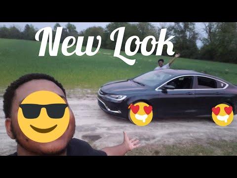 New Wheels for My 2017 Chrysler 200!!!