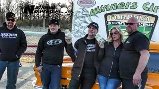 Jeff Lutz wins $20,000 at Cordova complete runs!!!