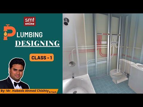 CLASS 1- PLUMBING DESIGN