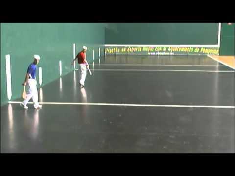 Pelota Cto. España de Clubes. Final Paleta Cuero (1)