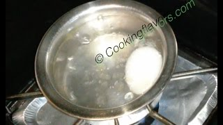 Boiling An Egg | How to Boil An Egg | Perfect Hard Boiled Eggs - Beginners' video