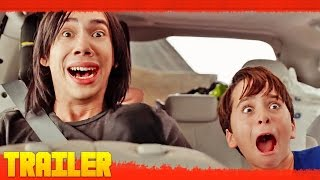 Diary Of A Wimpy Kid The Long Haul 2017 Tráiler Oficial Español Latino
