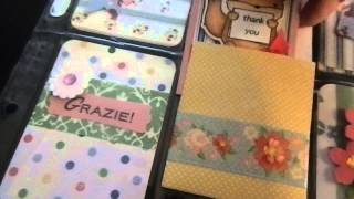 Girl Scout Swap And A Surprise Pocket Letter