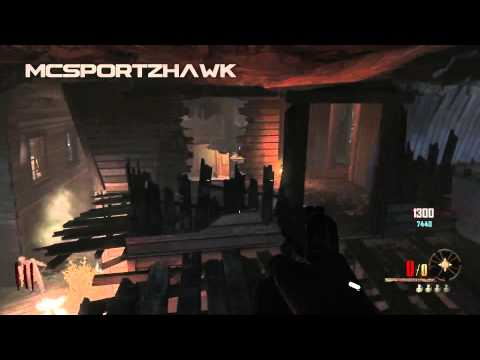 Black Ops 2 Zombies Buried : Bank Deposit And Weapon Storage