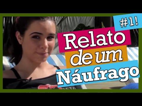 RELATO DE UM NÁUFRAGO, DE GARCÍA MÁRQUEZ (#1)