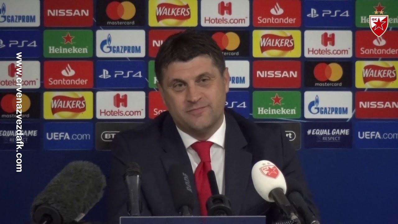 Milojević / UEFA CHL /