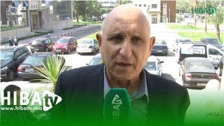 """المرزوقي يحضر جلسة محاكمة الصحفي المهداوي ويصرح :""""حنا ناس تازمامارات مازال كندورو فحلقة مفرغة"""""""