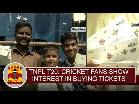 TNPL-T20-Cricket-Fans-Show-Interest-in-Buying-Tickets-at-Chennai-Chepauk-Stadium-Thanthi-TV