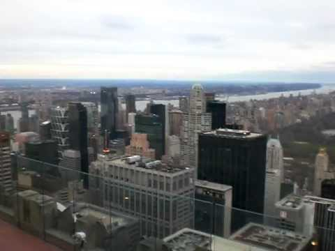 Top of the Rock - Uptown view