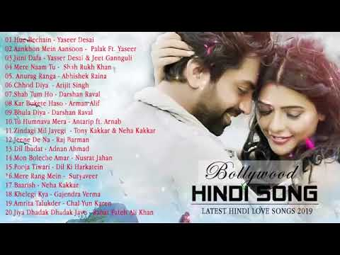ROMANTIC HINDI BEST SONG 2020 - BEST HEART TOUCHING SONGS 2020- Indian Songs Latest Bollywood Songs