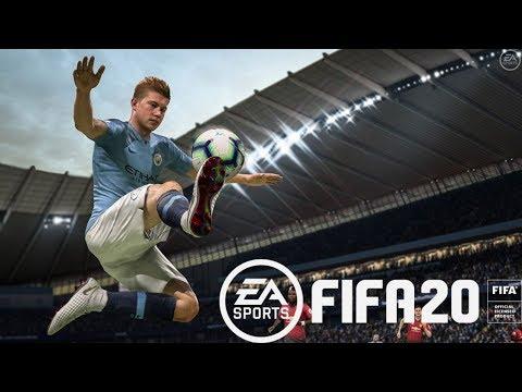 ЖЕСТКАЯ FIFA 20
