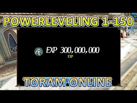 Toram Online - Katana Build Level 165(Garyou+Tenryu+Zantei