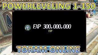 Toram Online LVL 1-150 POWERLEVELING 2018 HD   Disax Leroy