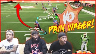 Pain Wager Game! IF We Lose Trent Gets PUNISHED! (Madden 20 Superstar KO Mode)