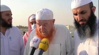 رسالة من الإمام الألباني إلى الشيخ عبدالرحمن عبد الخالق بواسطة الشيخ عبدالله الألباني