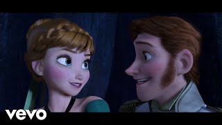 Kristen Bell, Santino Fontana - Love Is An Open Door (From Frozen/Sing-Along)