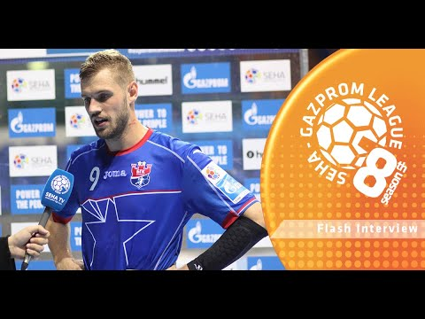 Flash interview: Meshkov Brest vs Tatran Presov