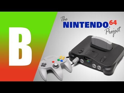 The Nintendo 64 Project - Compilation B - All N64 Games (US/EU/JP)