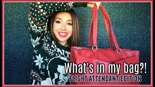 WHAT'S IN MY BAG?! 2019