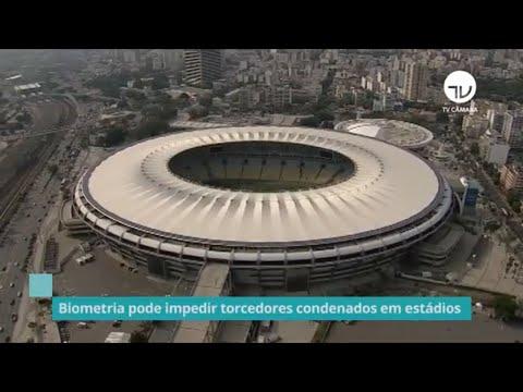 Biometria pode impedir torcedores condenados em estádios - 14/10/21
