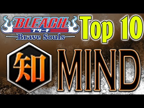Bleach Brave Souls Top 10 Mind Characters (March 2019)