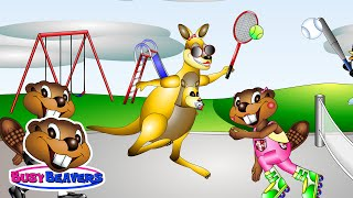 """""""Park Test"""" (Level 1 English Lesson 33) CLIP - Easy English, Kids Learning, Child Education"""