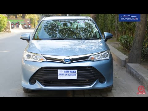 Toyota Corolla Axio Hybrid | Owner's Review