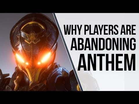 Why is NO ONE Playing Anthem?