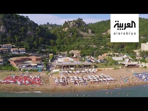 العرب اليوم - شاهد: موسم السياحة في اليونان يمكن أن ينطلق في تموز المقبل